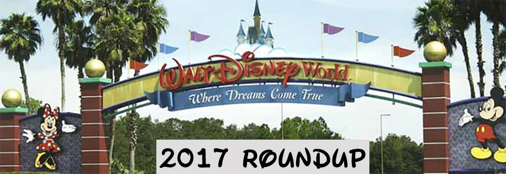 Top Disney World News 2017