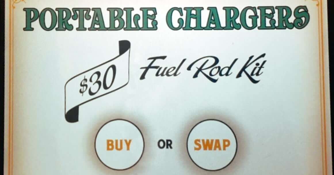 Disney Might Be Reversing $3 Fuel Rod Swap Charge