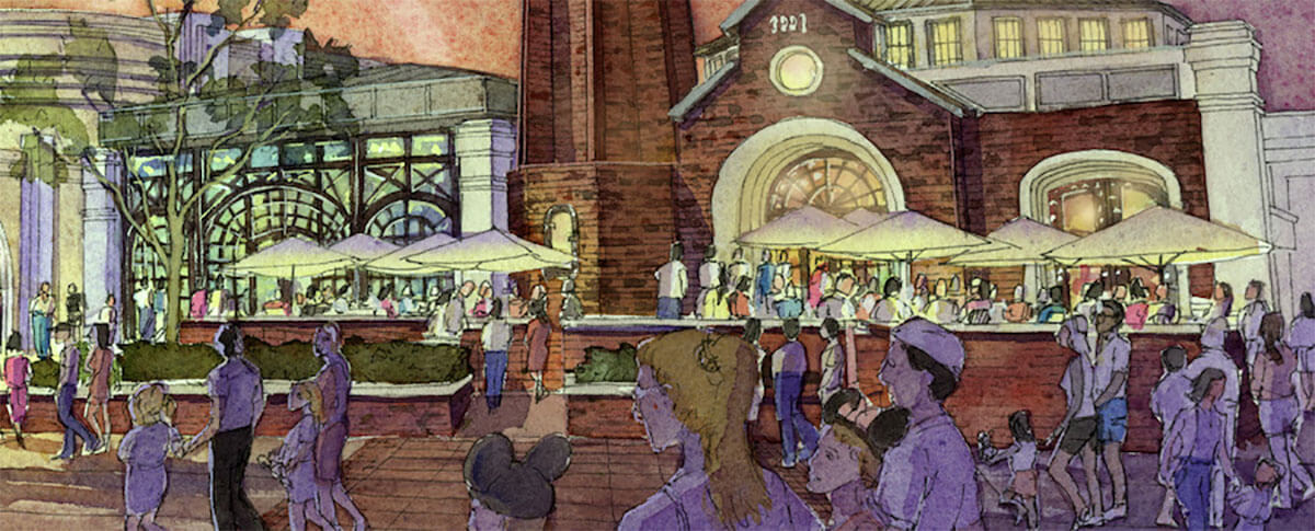 New Dining Locations Coming To Disney Springs