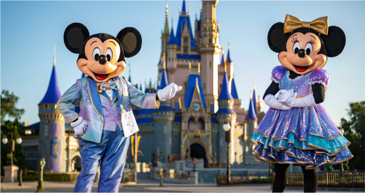 Walt Disney World 50th Anniversary To Be 18 Months Long Starting October 1st 2021