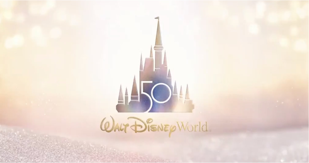 Walt Disney World 50th Anniversary Celebrations Information Coming Soon