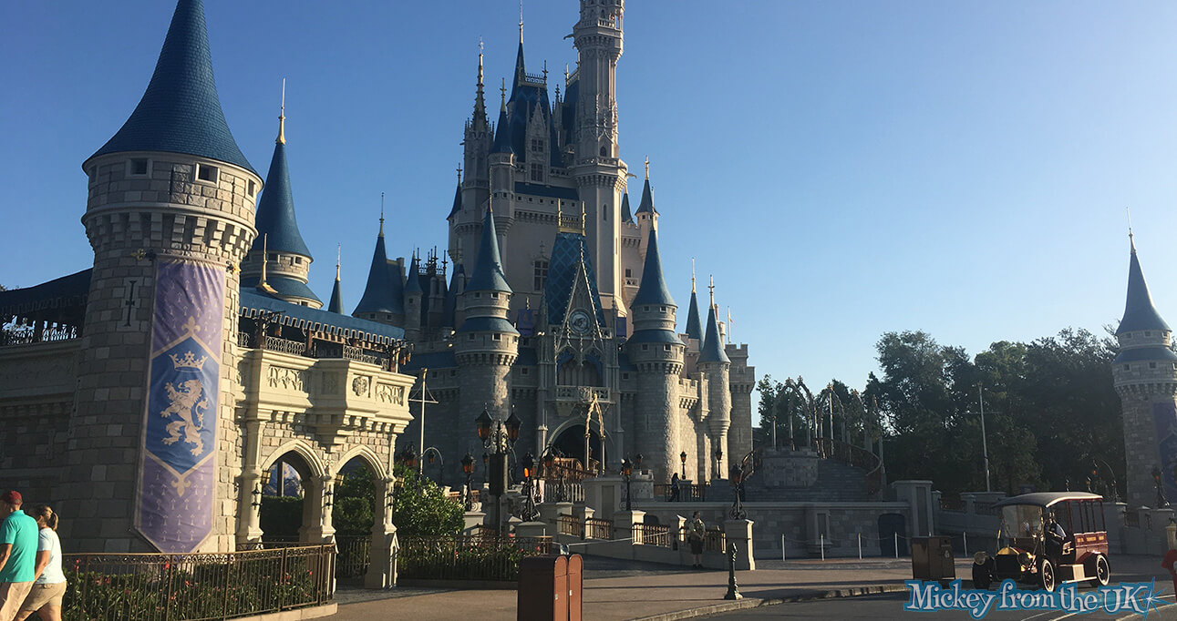 Woman Tries To Sneak Gun Into Magic Kingdom