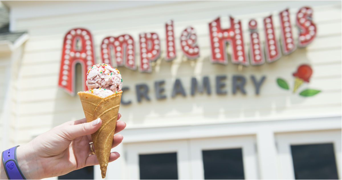 Ample Hills Creamery Closes, Disney Springs Shop Will Not Open