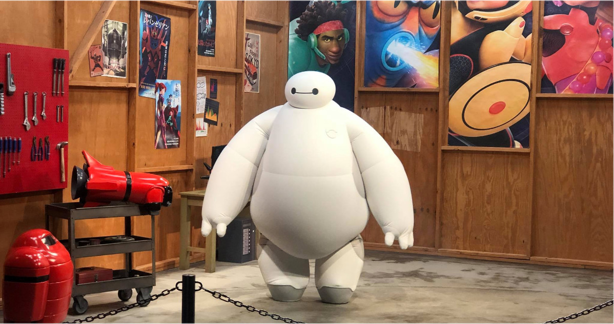 Baymax Epcot Meet And Greet To End