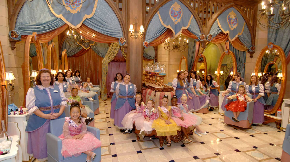 Bibbidi Bobbidi Boutique To Open At Grand Floridan August 6