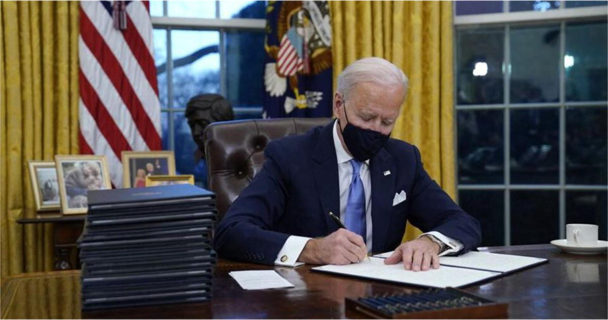 President Joe Biden Renews UK To USA Travel Restrictions