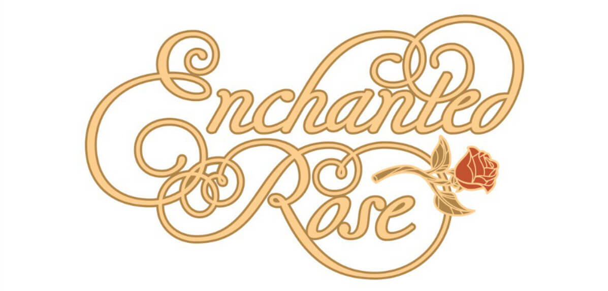 Menu For Beauty And The Beast Inspired Enchanted Rose Lounge Released
