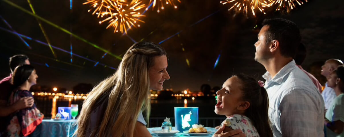 Final Month Of IllumiNations Dessert Party Now Booking