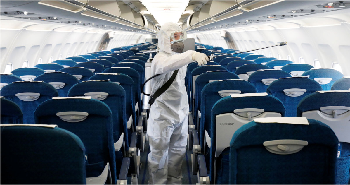 Heathrow Airport Coronavirus Testing Begins