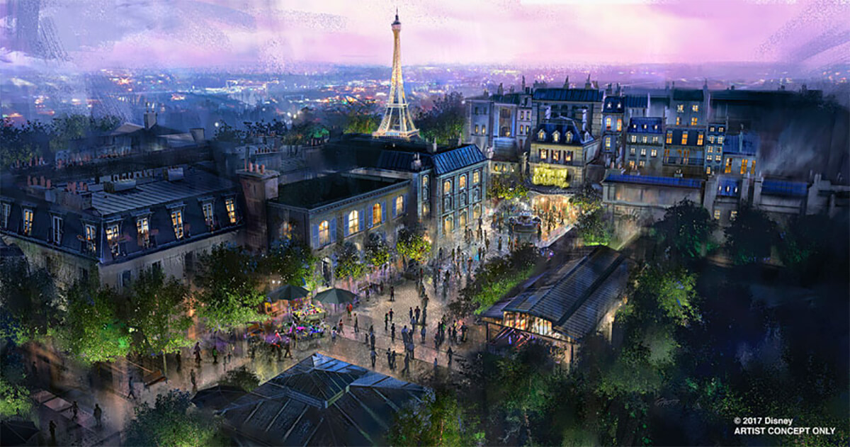D23: Epcot Ratatouille Attraction Named With New Show