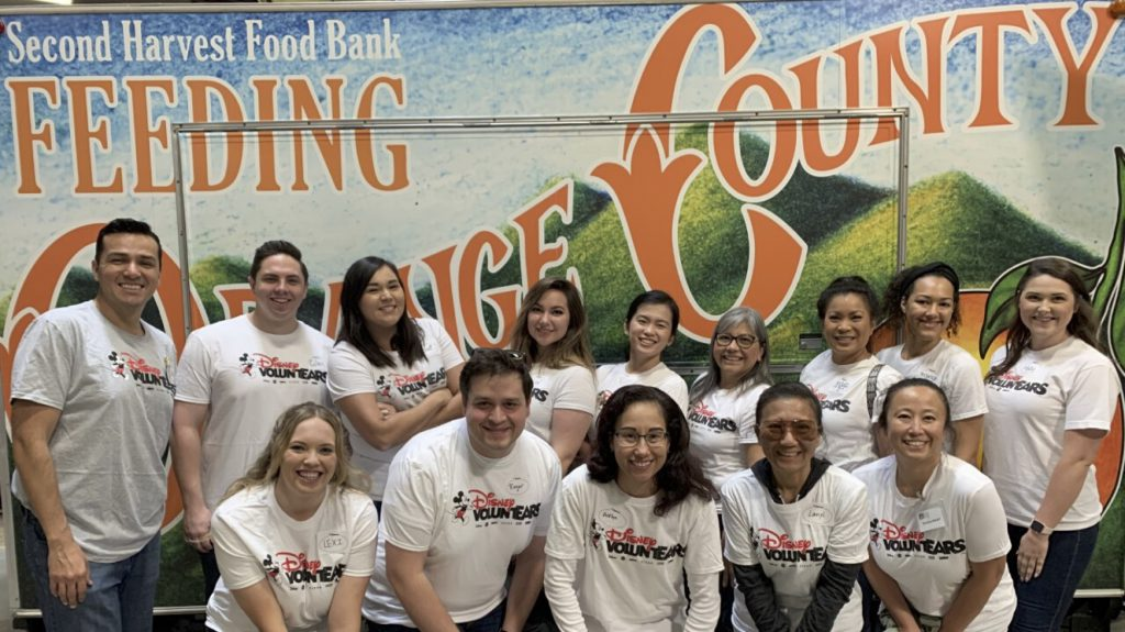 Disney To Donate Unused Food To Local Food Banks