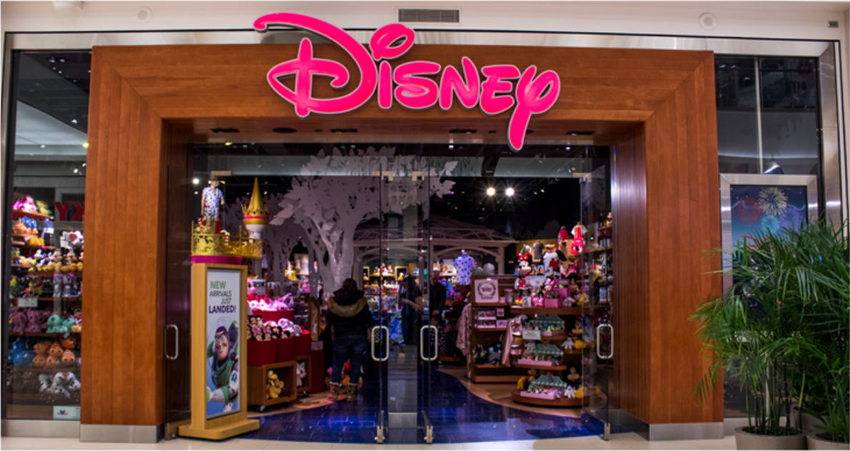 UK Disney Stores To Reopen, Face Masks Required