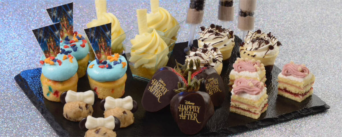 Happily Ever After Dessert Party Price Increases, Alcohol Added