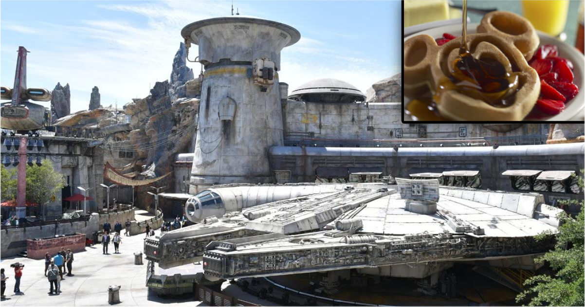 Disney Resort Quick Service Breakfast Opening Early For Star Wars: Galaxys Edge