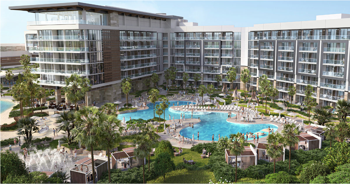 New Billion Dollar Resort To Be Built Just Outside Walt Disney World