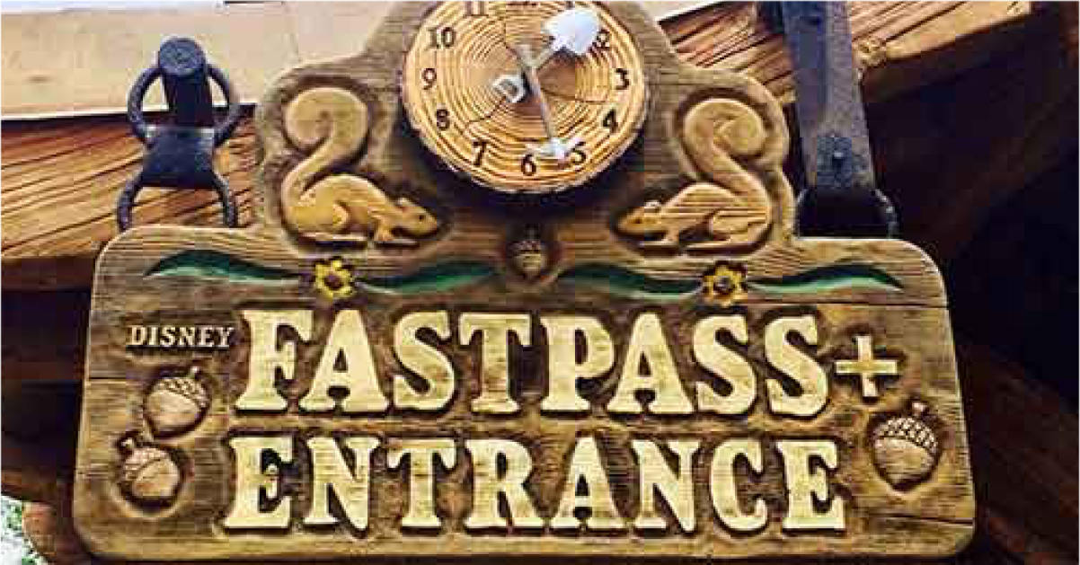 No Fastpass Or Park Hopping For Foreseeable Future