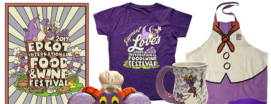 2017 Food And Wine Festival Merchandise Revealed
