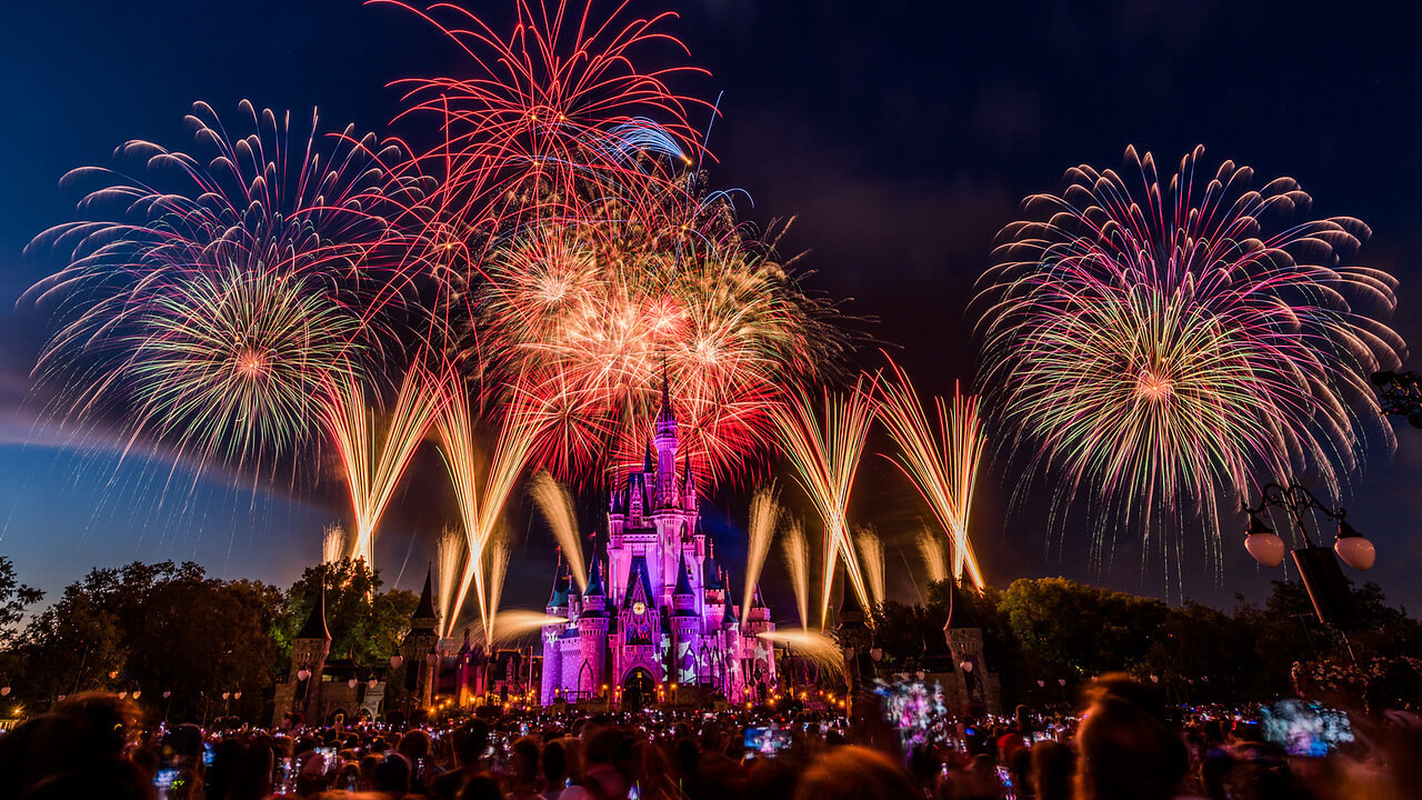 Disney To Stream Magic Kingdom New Years Fireworks