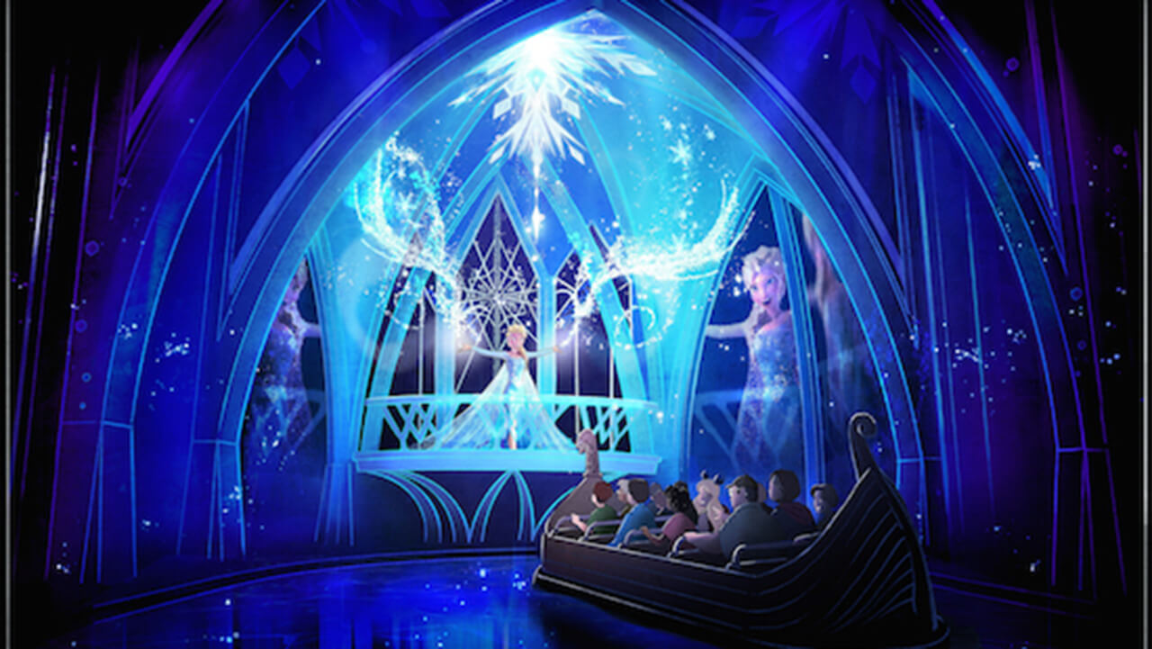 Frozen Ever After Dessert Party At Epcot Now Booking
