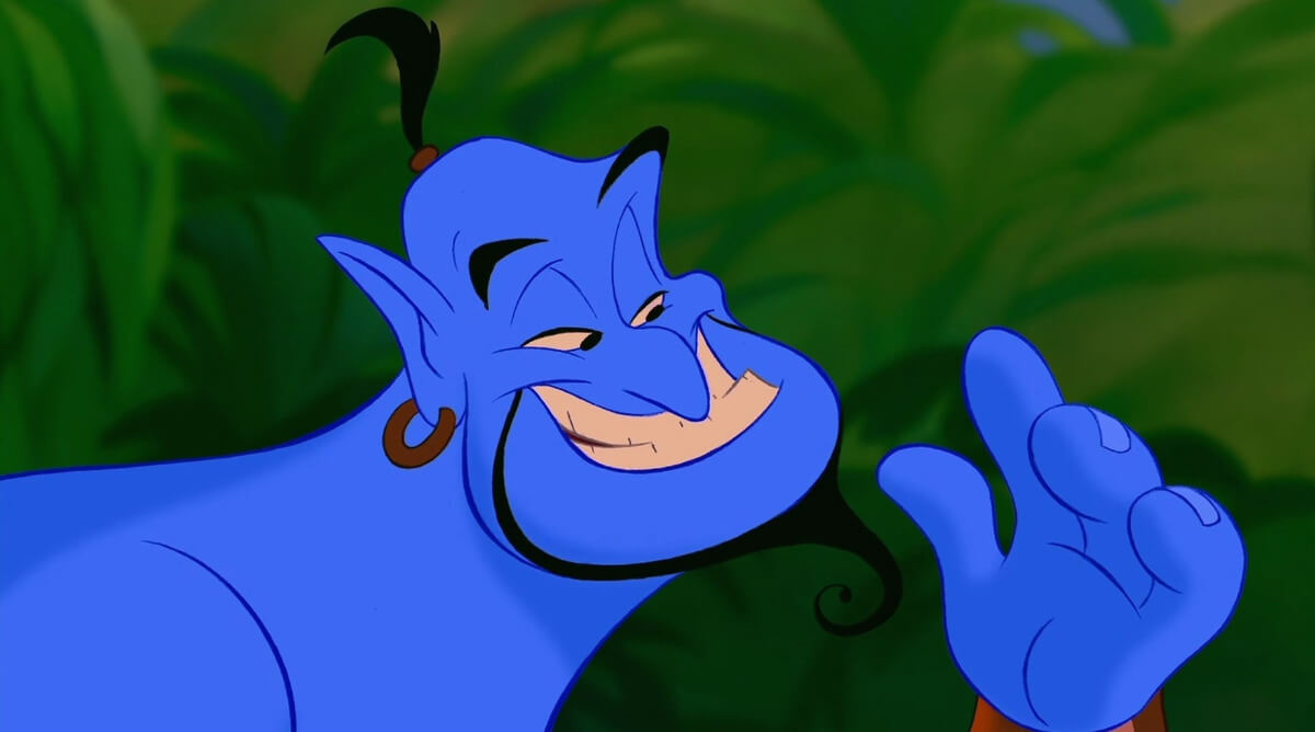 Disney Announces: Disney Genie