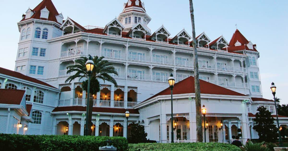 UPDATE: President Trump To Visit Grand Floridian In December