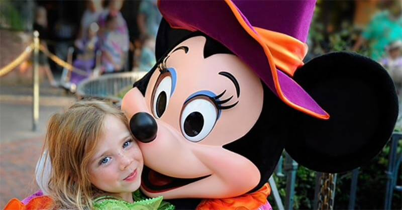 Mickeys Not-So-Scary Halloween Party Now Booking For 2018