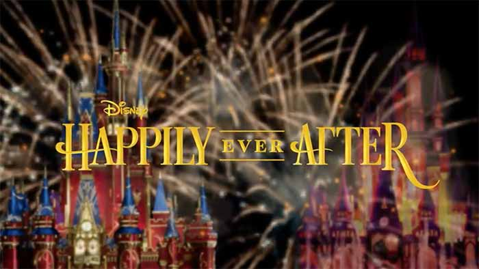 Happily Ever After Magic Kingdom Show To Include Unique Animation