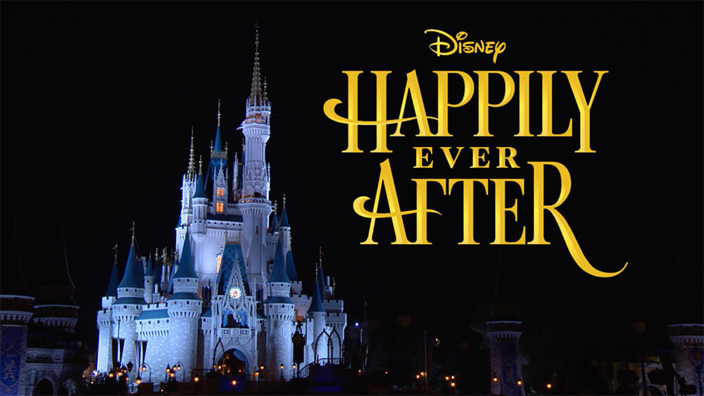 New Happily Ever After Night Show At Magic Kingdom To Be Streamed Live