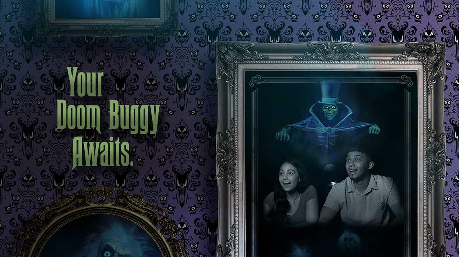 Photopass To Come To Haunted Mansion