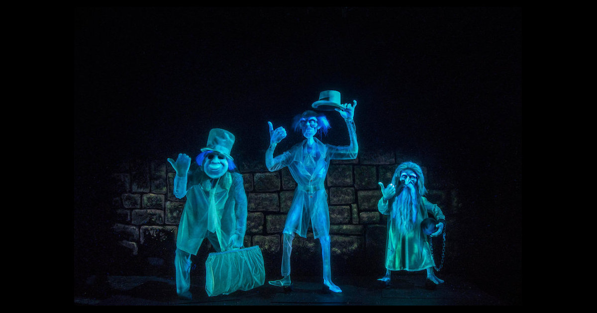 Disney Developing New Haunted Mansion Movie