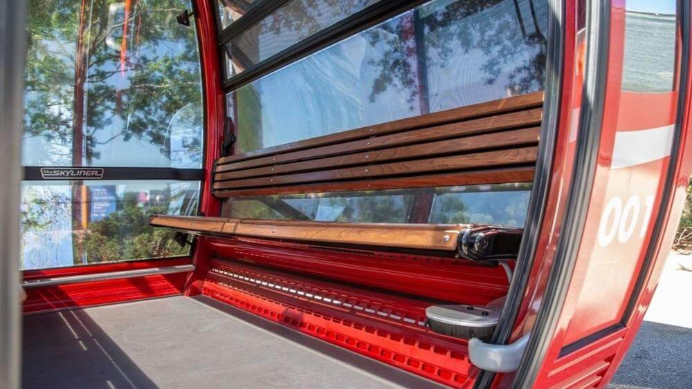 First Look Inside The Disney Skyliner Gondolas
