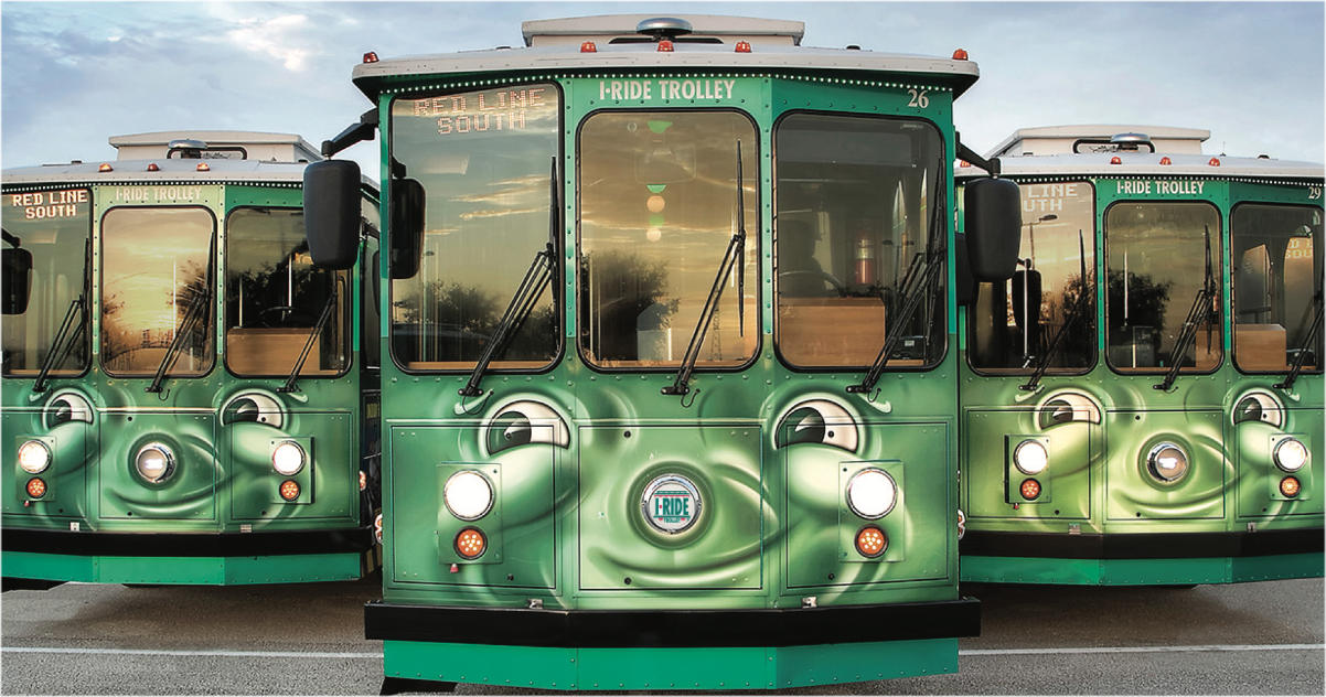 I-RIDE Trolley Service Suspended Until Further Notice