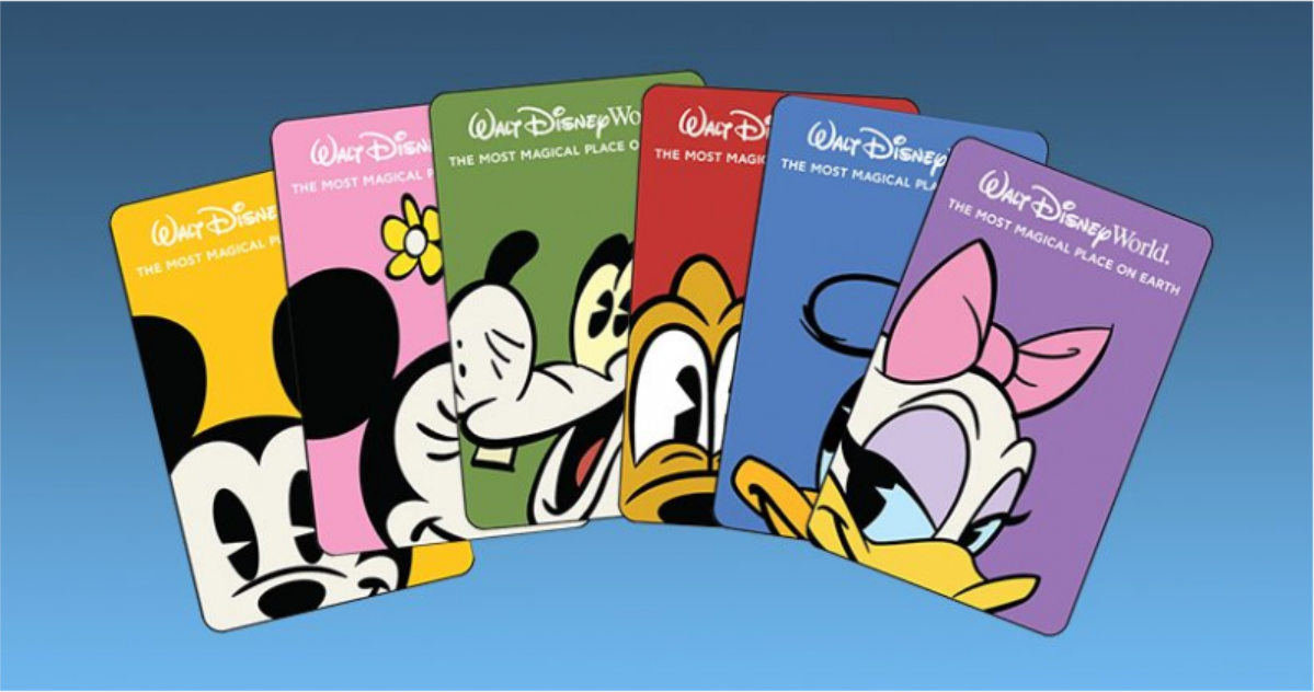 Disney Now Offering New Key to the World Cards Instead Of Magic Bands