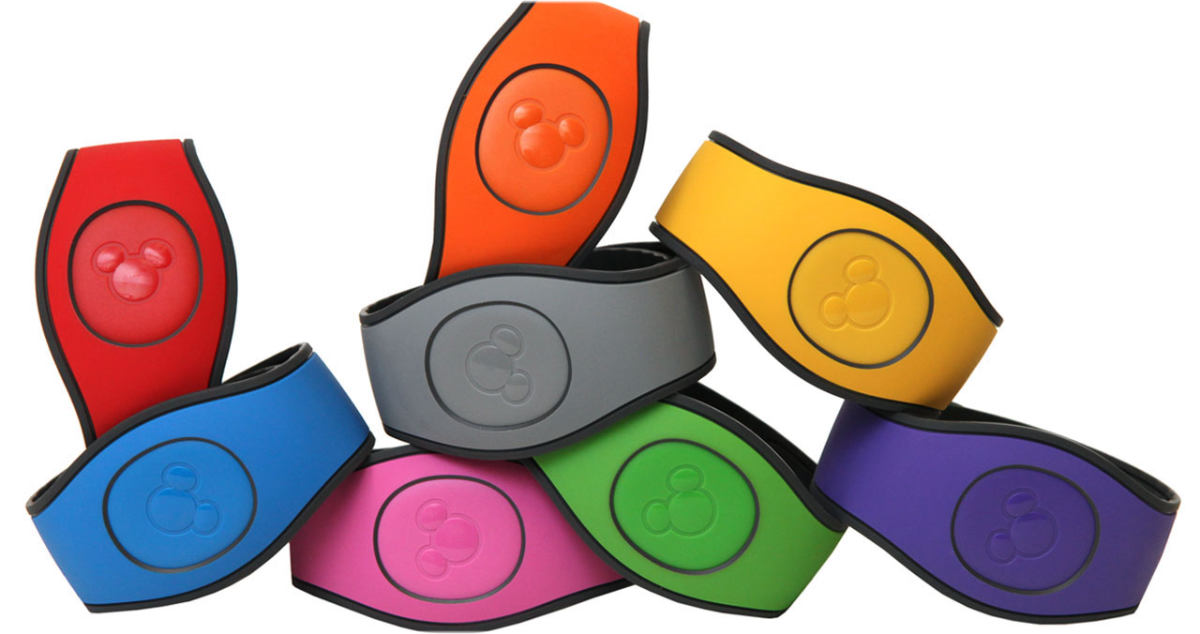 Guests Can No Longer Personalise Their MagicBands