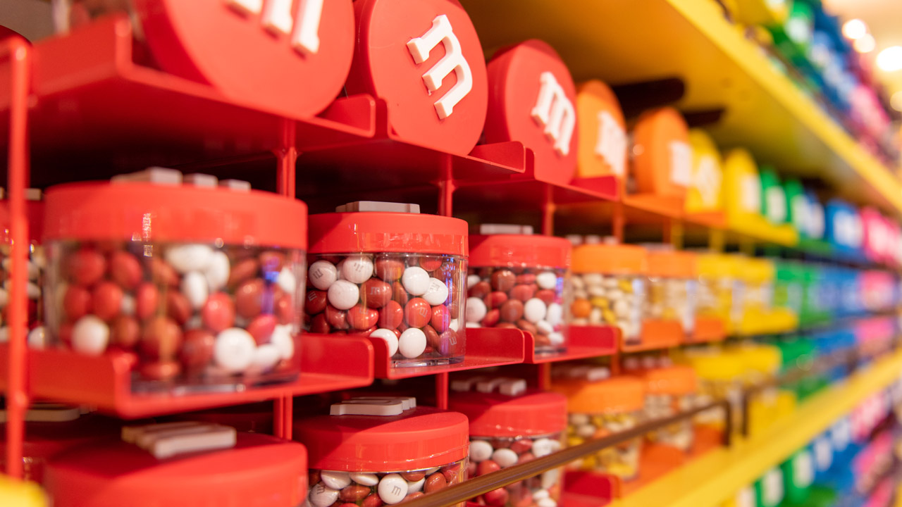 M&M Store Coming to Disney Springs