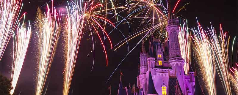 Wishes at Magic Kingdom Final Stream Tonight