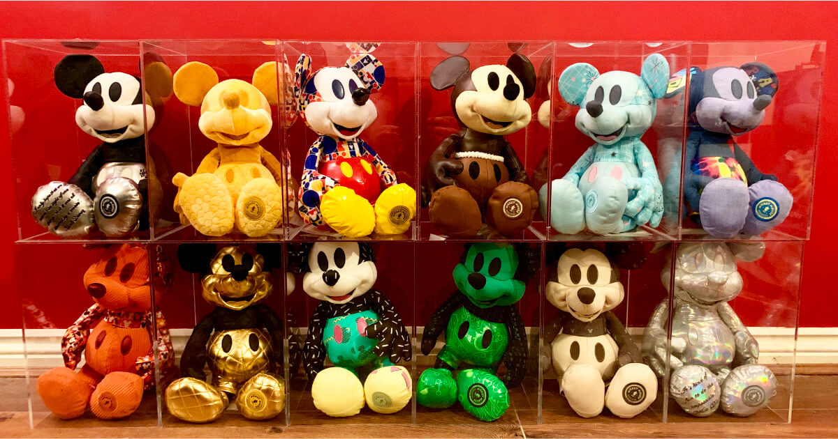 Looking Back Over The Mickey Memories Collection