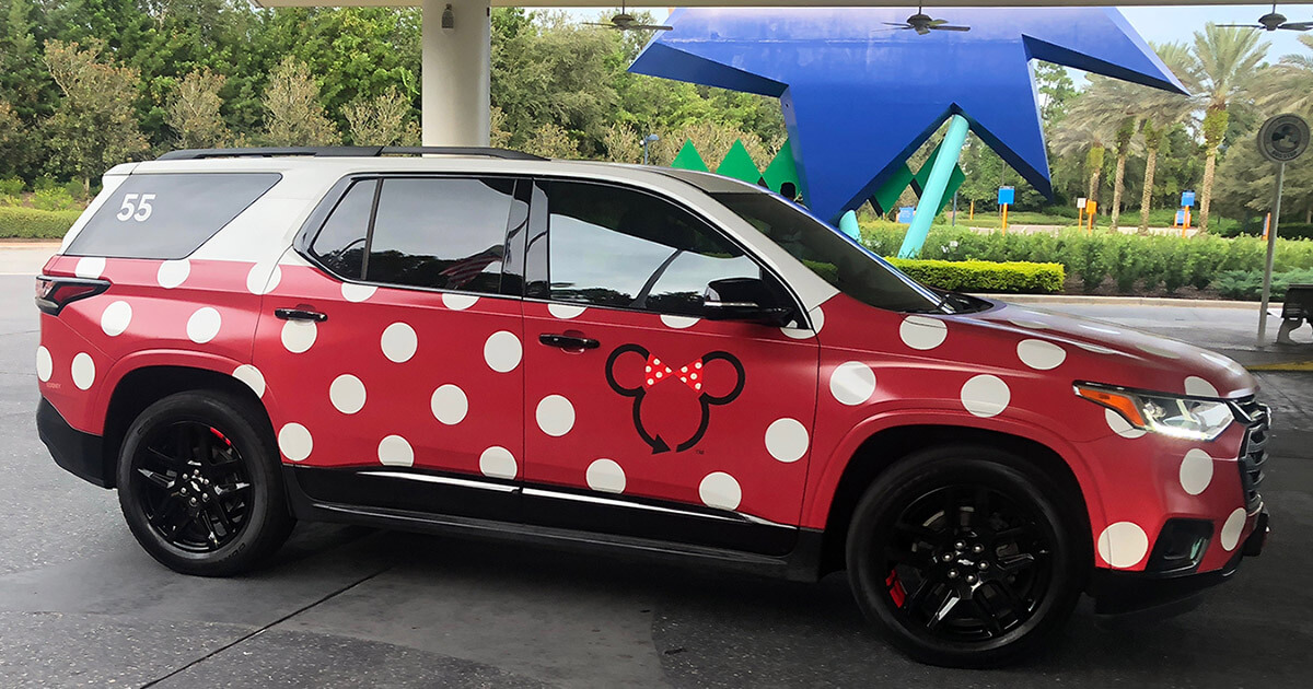 Minnie Van 1 Million Guest Milestone