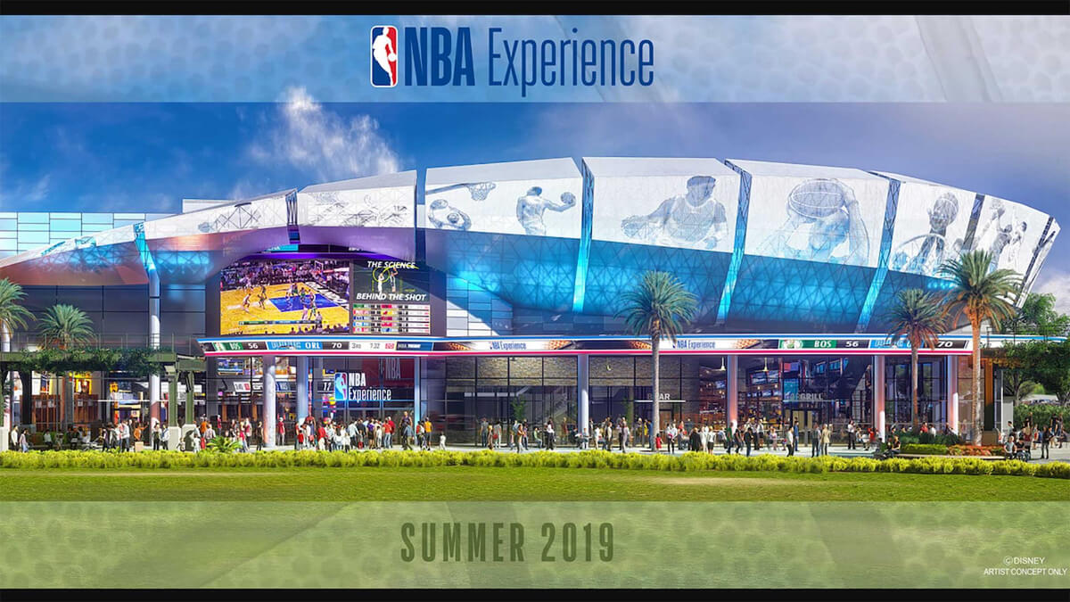 Annual Pass Discount Released For The NBA Experience