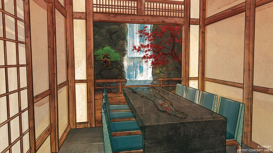 New Epcot Japan Restaurant Opening Summer 2019