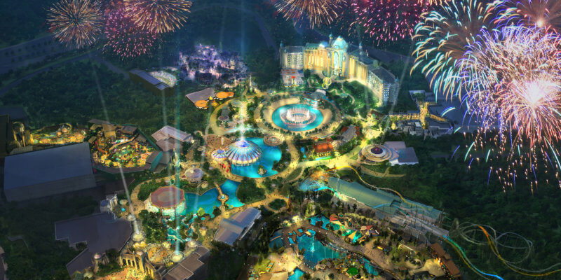 Universal Orlando 4th Theme Park Opening Date Hinted At