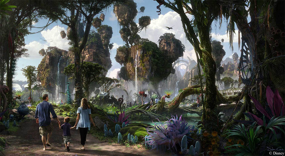 Merchandise For Pandora World Of Avatar Sneak Peek