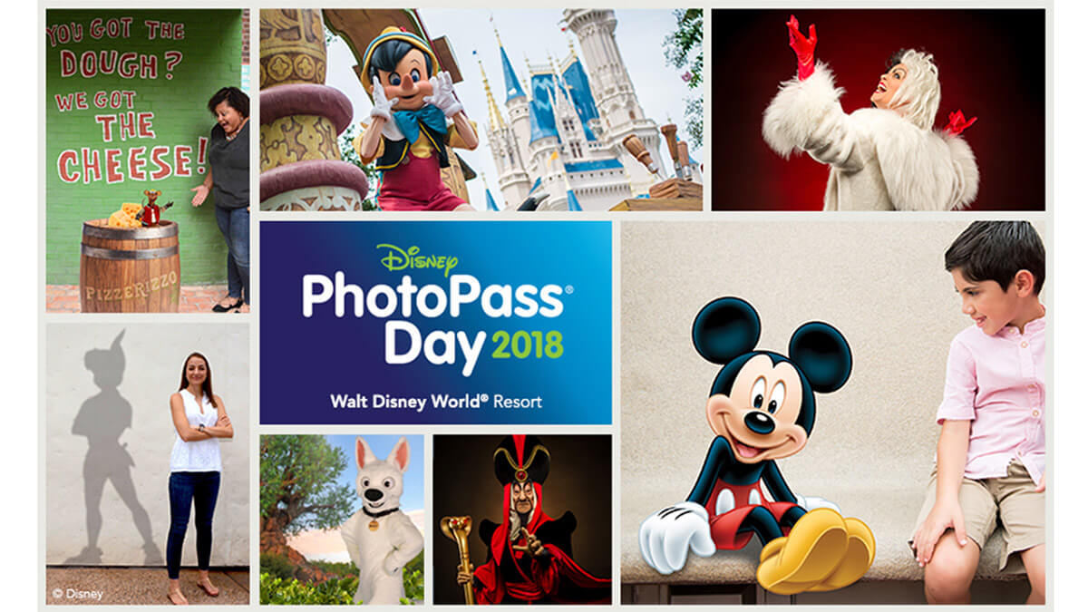 Disney World PhotoPass Day Includes Rare Meet And Greets