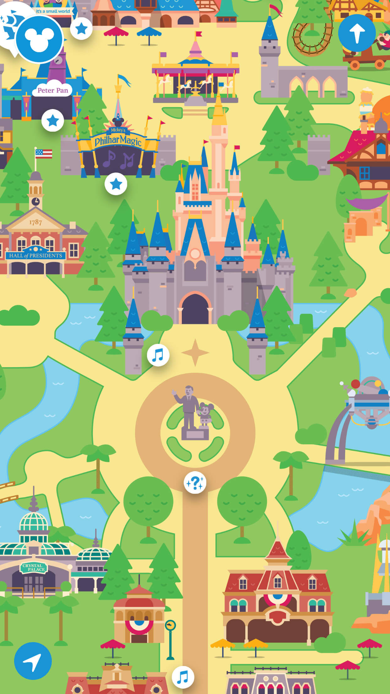Play Disney Parks App Now Available To Download