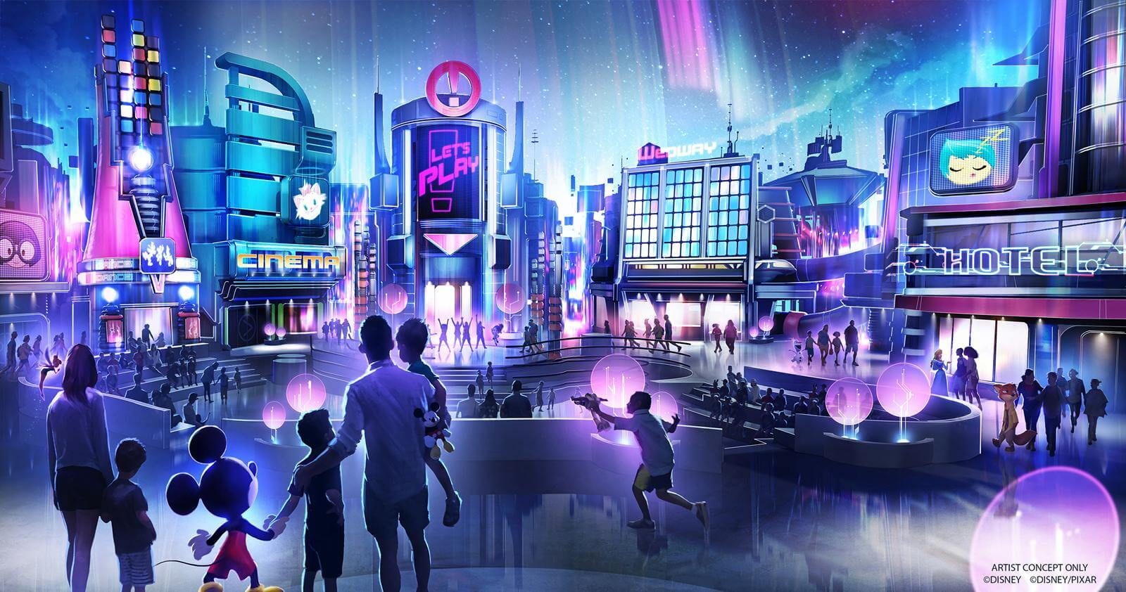 Play Pavilion Announced To Replace Wonders Of Life At Epcot