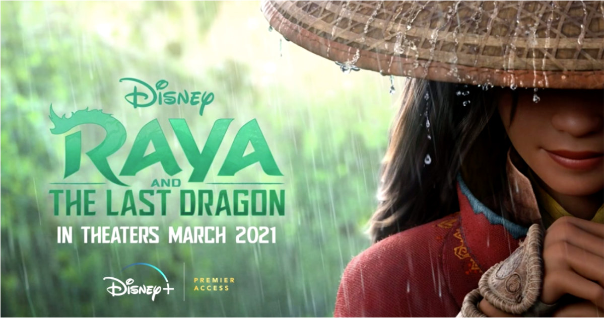 Raya and the Last Dragon Coming To Disney+ Premier For £19.99