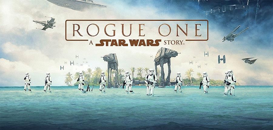 Rogue One: A Star Wars Story Out 10th April 2017