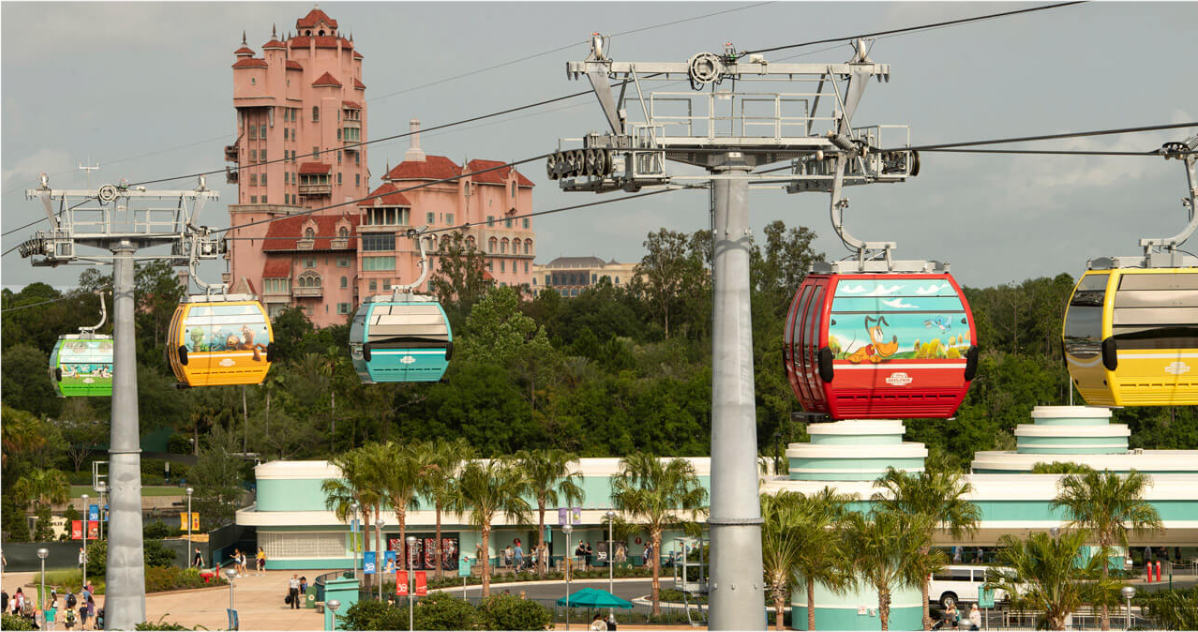 Disney Reduces Bus Service To All Skyliner Connected Resorts