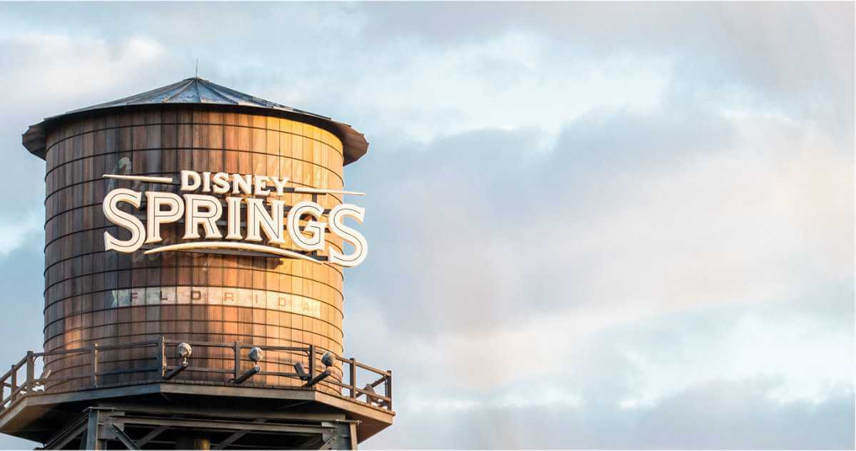 Disney Owned Locations at Disney Springs Opening May 27