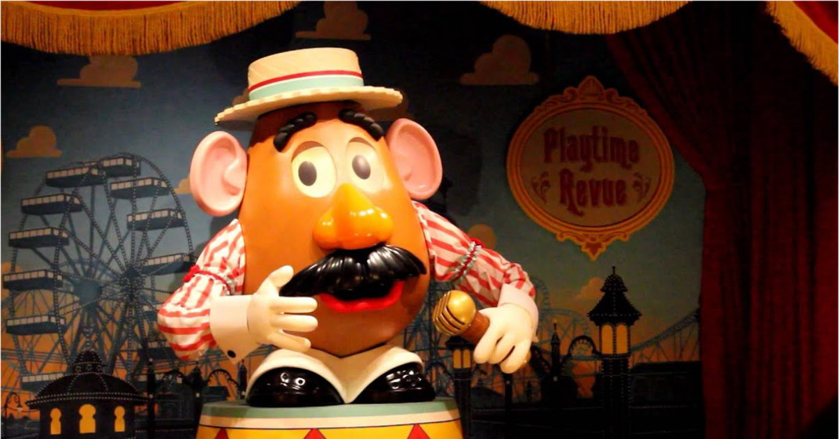 """Mr Potato Head"" Is Going Gender Neutral And To Be Called ""Potato Head"" [Updated]"